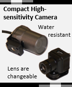 Compact High-sensitivity Camera