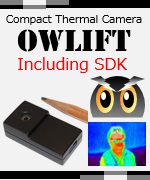 Compact Thermal Camera OWLIFT